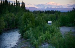 Near Chistochina, Alaska