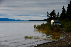 Atlin Lake, British Columbia